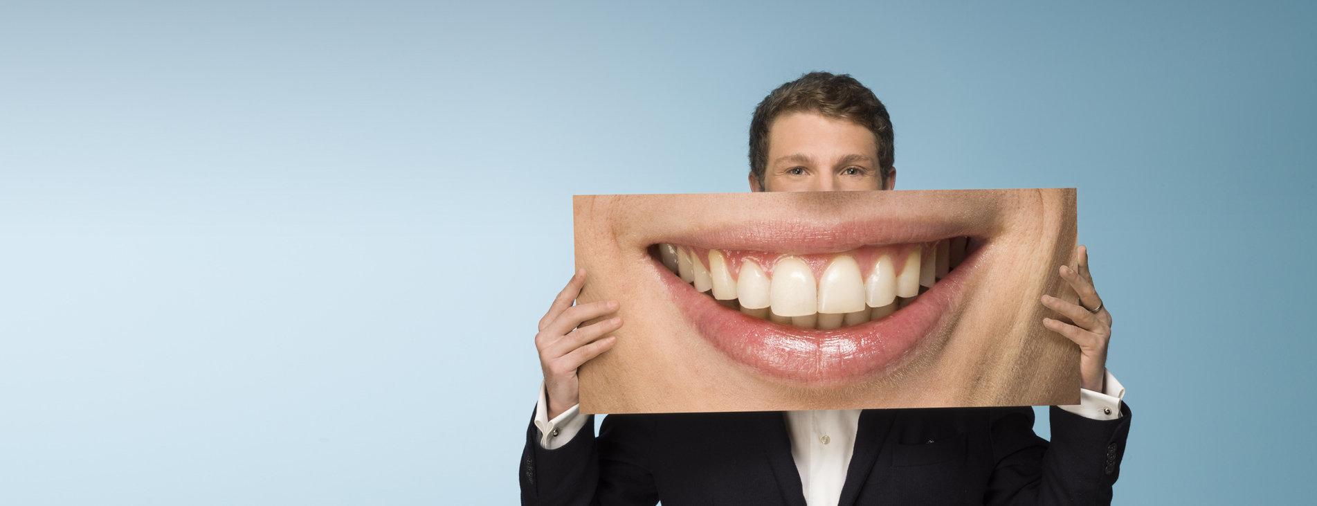 Il sorriso che desideri<br/>con l'ortodonzia tasparente